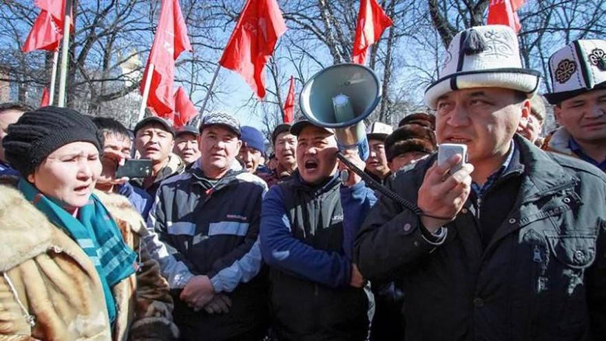 Sisi Kelam Program Rumah Murah di Kirgistan