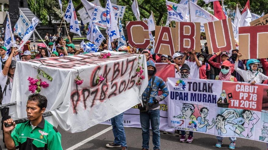 Daftar UMK 2018 Jawa Tengah: Semarang Tertinggi Rp2,3 Juta