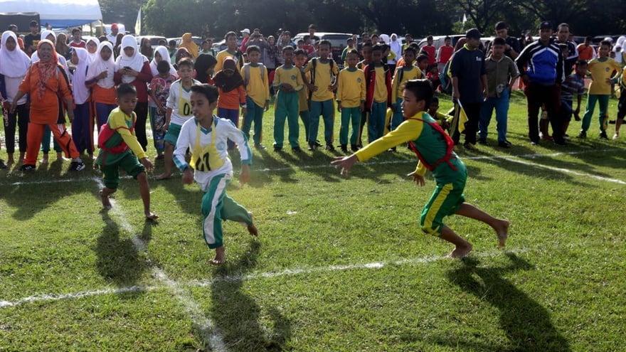 Permainan Tradisional Jawa Barat Dari Bebeletokan Hingga Honghongan Tirto Id