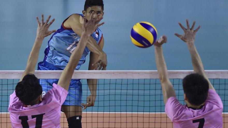 Sejarah Olahraga Bola Voli Terinspirasi Basket Badminton Tenis Tirto Id