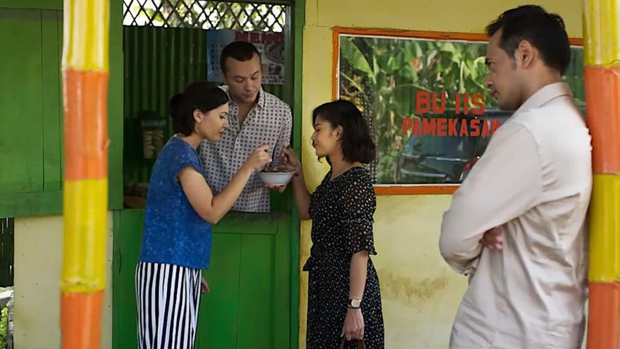 Sinopsis Aruna dan Lidahnya, Film Baru Dian Sastro-Nicholas Saputra -  Tirto.ID