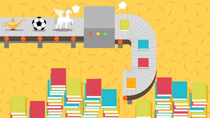 Gambar Ilustrasi Suatu Buku Ilmiah Atau Buku Cerita Melawan Tren Buku Cerita Anak Di Indonesia Tirto Id