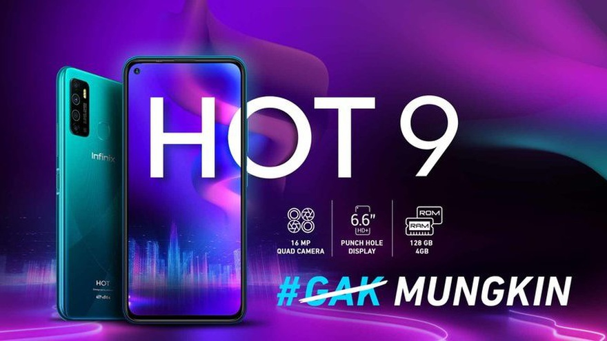 Spesifikasi Dan Harga Infinix Hot 9 Tersedia Di Lazada 27 Maret Tirto Id
