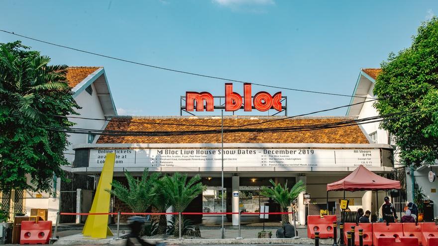 M Bloc Space Dan Kembalinya Gairah Nongkrong Anak Muda Jakarta Tirto Id