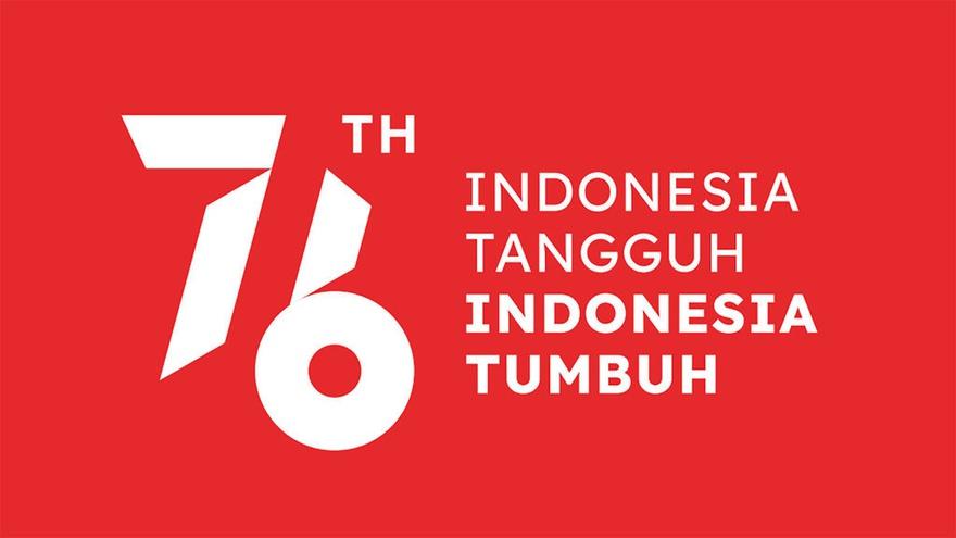 HUT RI di Tengah Pandemi, Berikut Makna Logo 76 Tahun Kemerdekaan