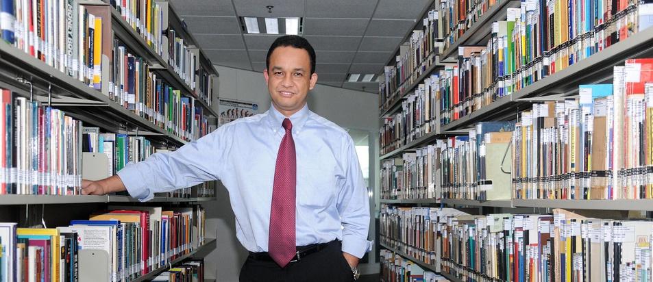 Anies Rasyid Baswedan
