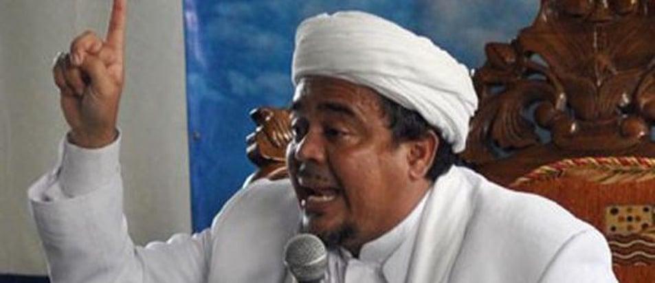 Muhammad Rizieq bin Hussein Shihab