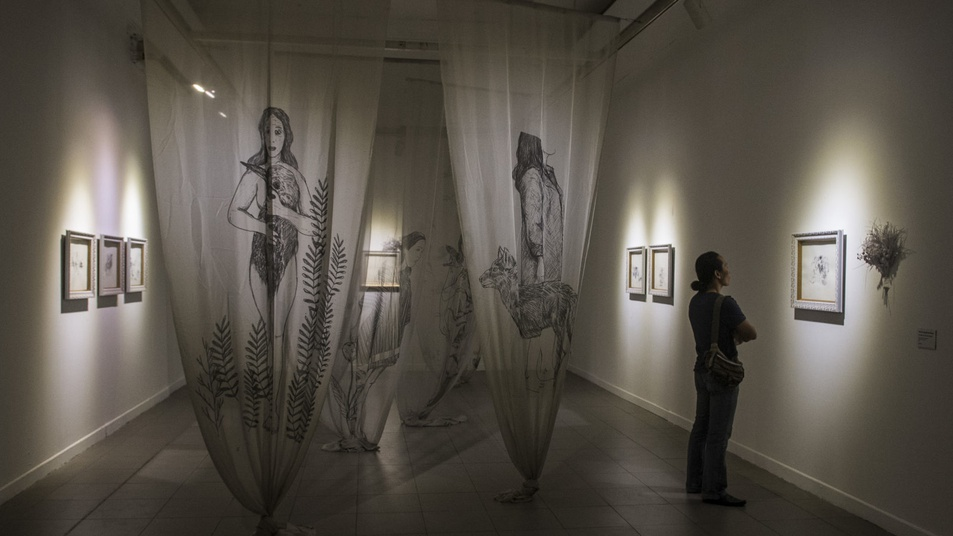 Pameran Seni Rupa Encounter