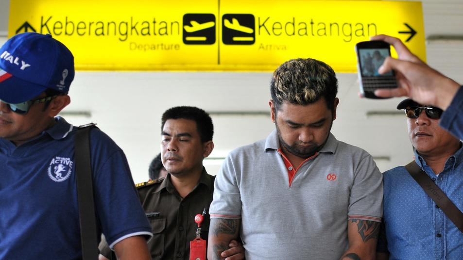 Penangkapan DPO Koruptor Kejati Jambi