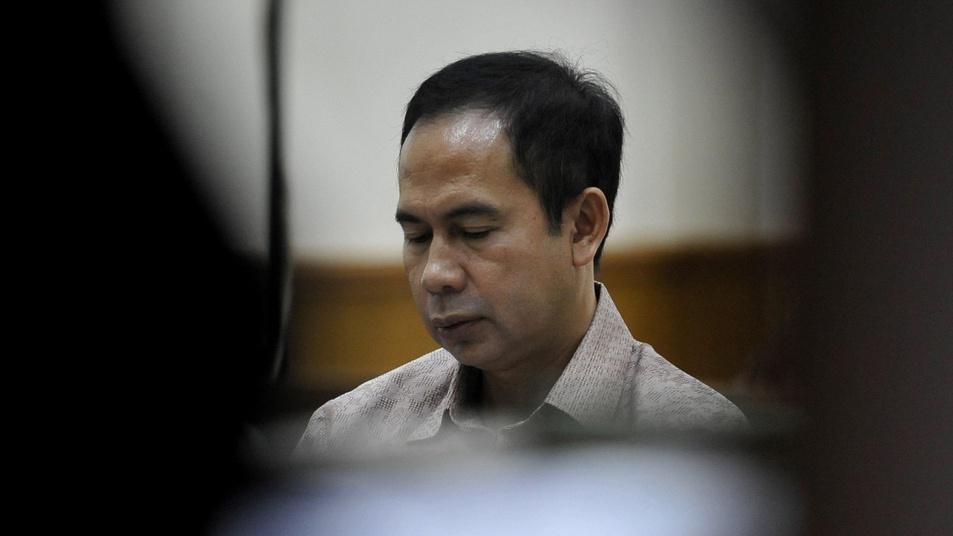 Vonis Kasus Korupsi Puskesmas Fiktif Tubagus Chaeri Wardhana