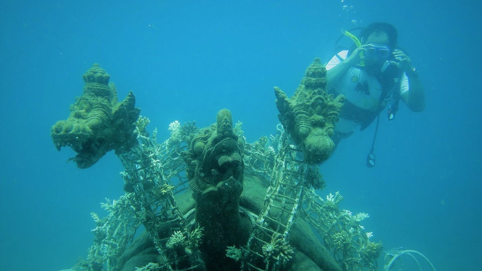 Terumbu Karang Bali