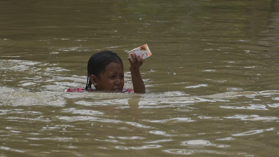 Banjir Luapan Bengawan Solo
