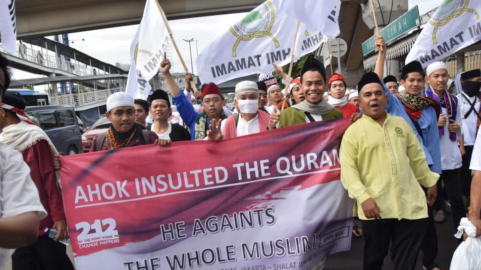 Aksi Bela Islam III
