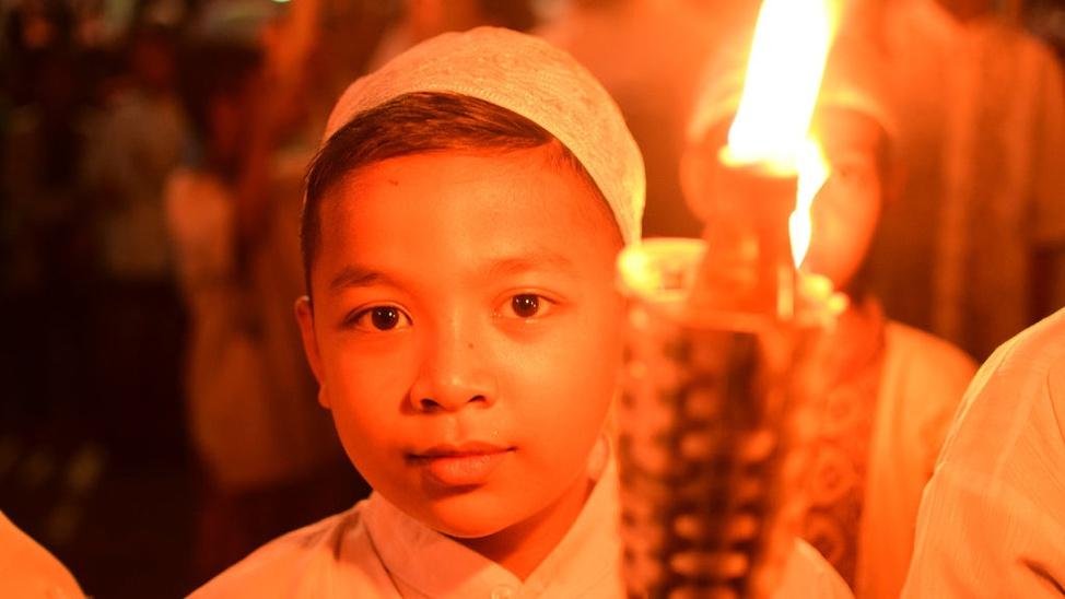 Pawai Obor Peringatan Tahun Baru Islam