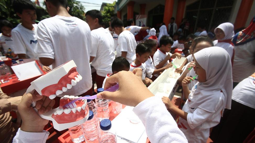 Peringatan Hari Kesehatan Gigi dan Mulut