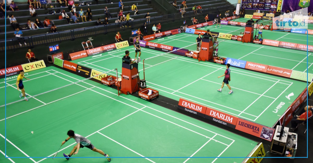 Berita Terbaru Yonex Thailand Open 2021 - Tirto.ID