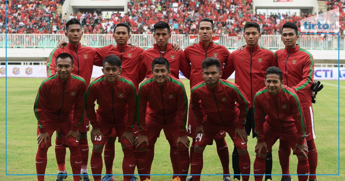 Preview Timnas Indonesia U22 vs Vietnam di SEA Games 2017  Tirto.ID