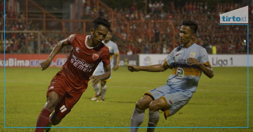 Image Result For Psm Makassar Vs Barito Putera
