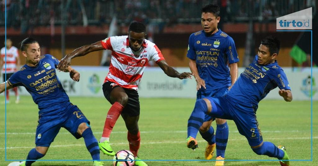 Prediksi Persib vs Madura United: Maung Bandung Incar Tiga ...