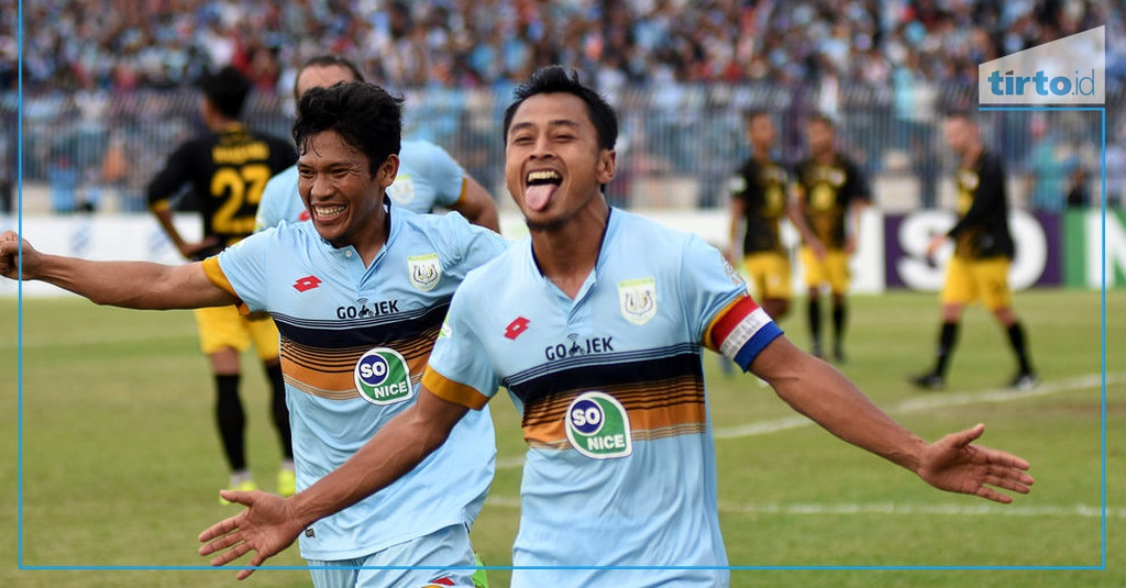 Antarafoto Persela Kalahkan Barito Mrh Psm Makassar Vs Putera