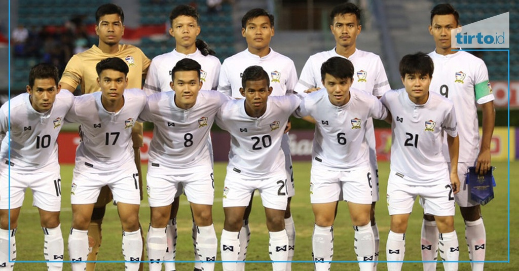 Image Result For Hasil Thailand Vs Myanmar
