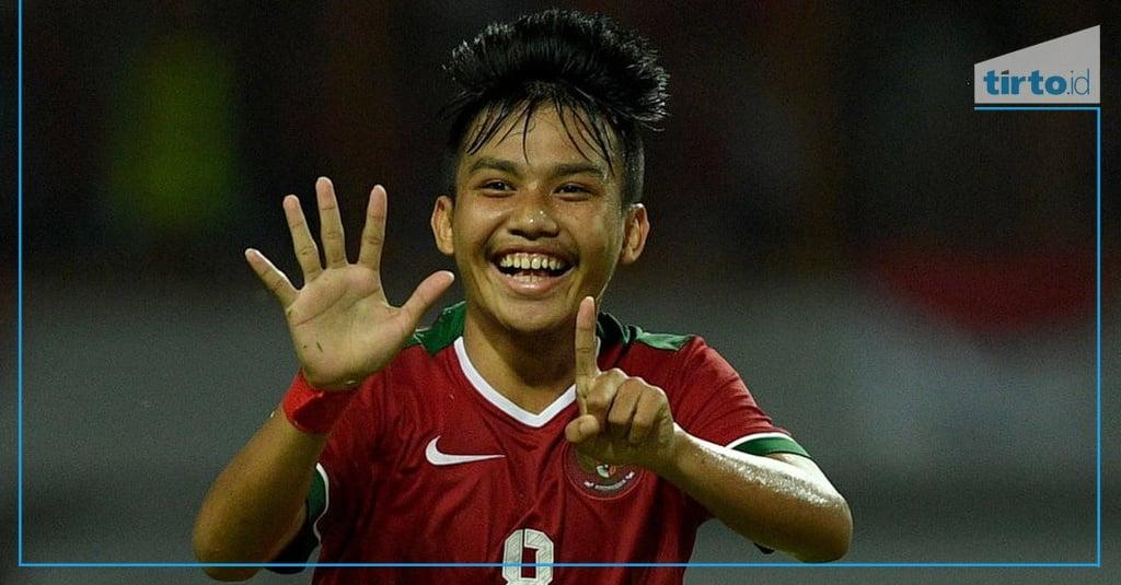 Hasil Indonesia vs Brunei di Pra Piala Asia U-19 Skor 5-0 ...