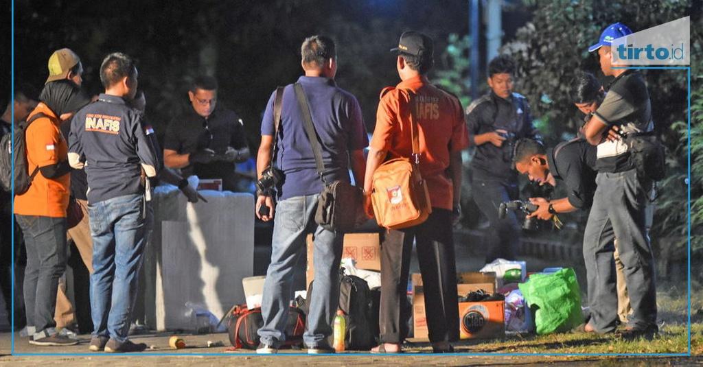 Kapolri: 5 Ledakan Bom di Surabaya Dilakukan oleh 3 ...