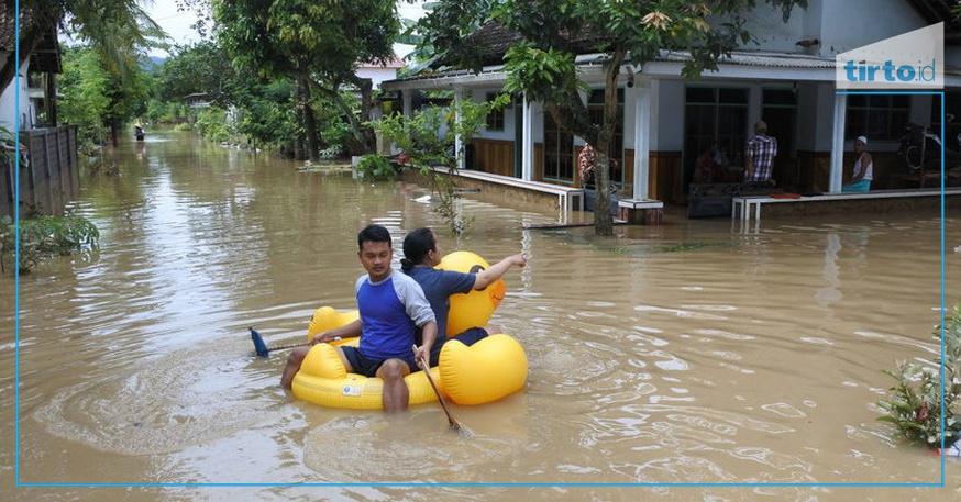 Berita Banjir Kalimantan - Tirto.ID