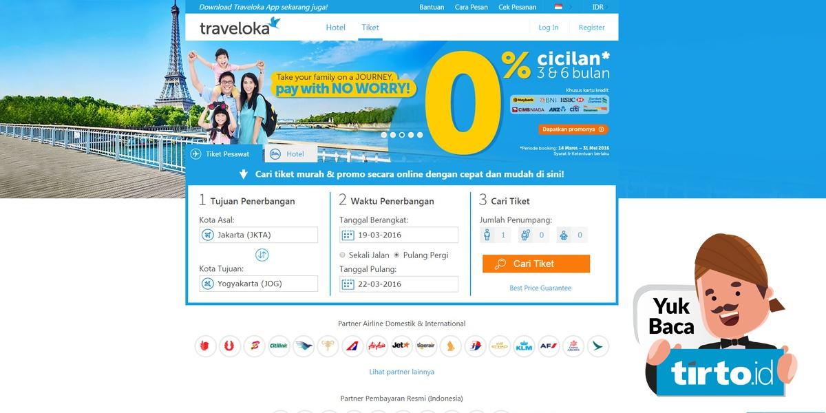 Para Jawara Bisnis Travel Online Indonesia Tirto Id