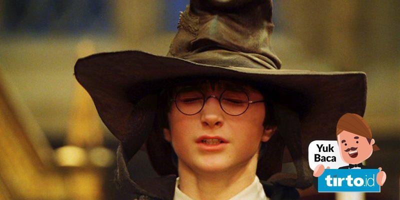 Urutan Nonton Harry Potter Sorcerer S Stone Hingga Deathly Hallows Tirto Id