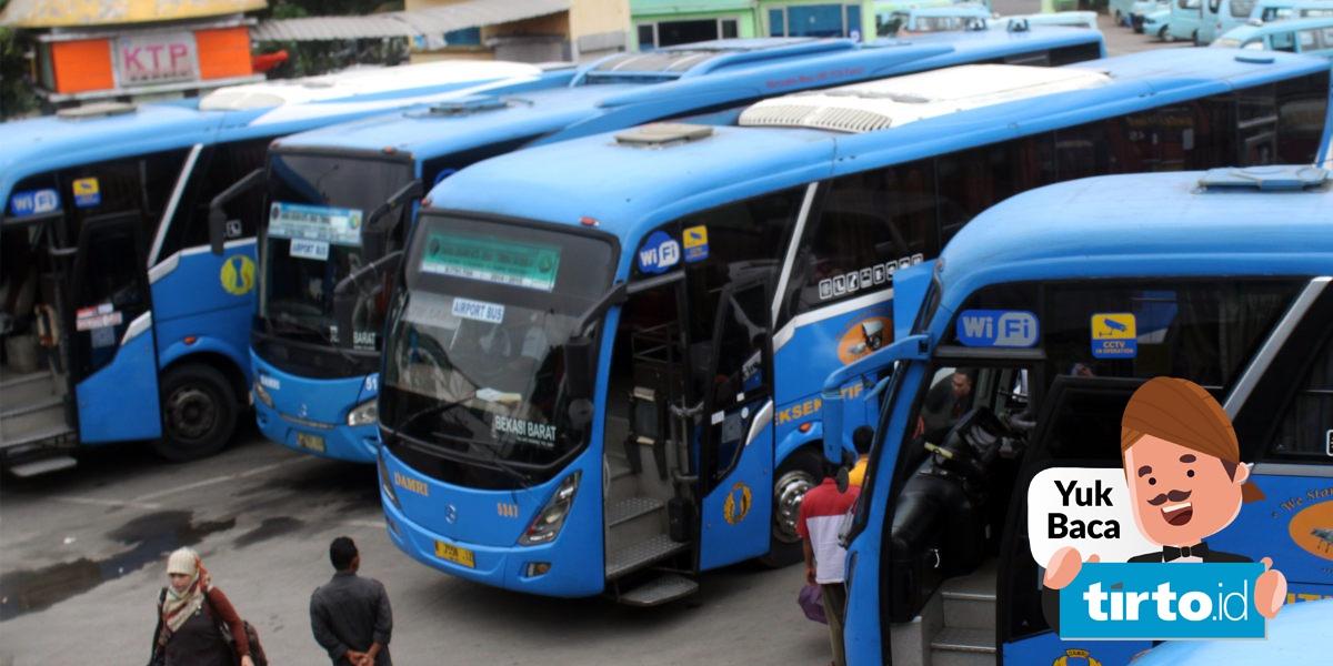 Taktik Damri Agar Tak Dilibas Kereta Bandara Soekarno Hatta Tirto Id