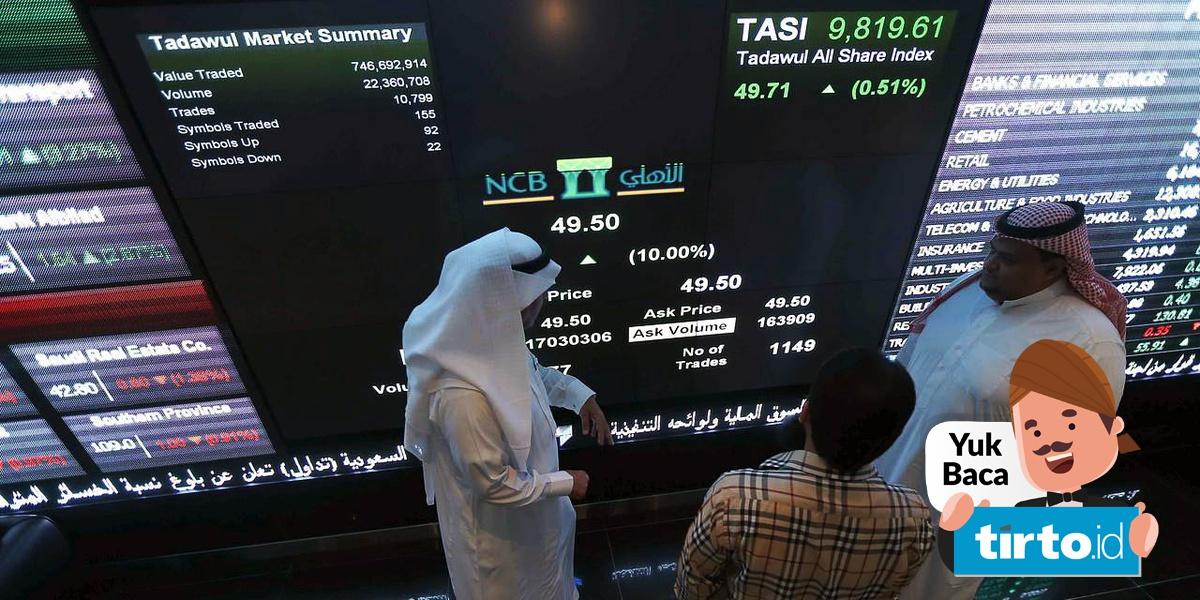 Bursa Saudi Tadawul Resmi Luncurkan Pasar Derivatif | cryptonews.id