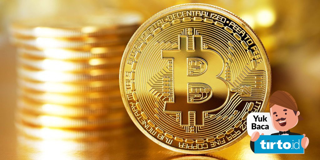 'Bitcoin Legal di RI, Tapi Tak Boleh Jadi Alat Bayar!'