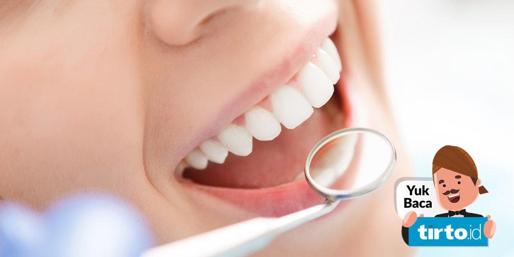 Tips Menjaga Kesehatan Gigi Dan Mulut Selama Pandemi Covid 19 Tirto Id