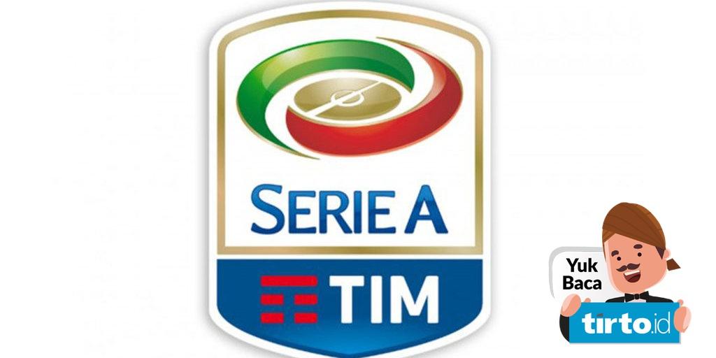 Jadwal Liga Italia Live Rcti 23 25 Jan 2021 Klasemen Serie A Tirto Id