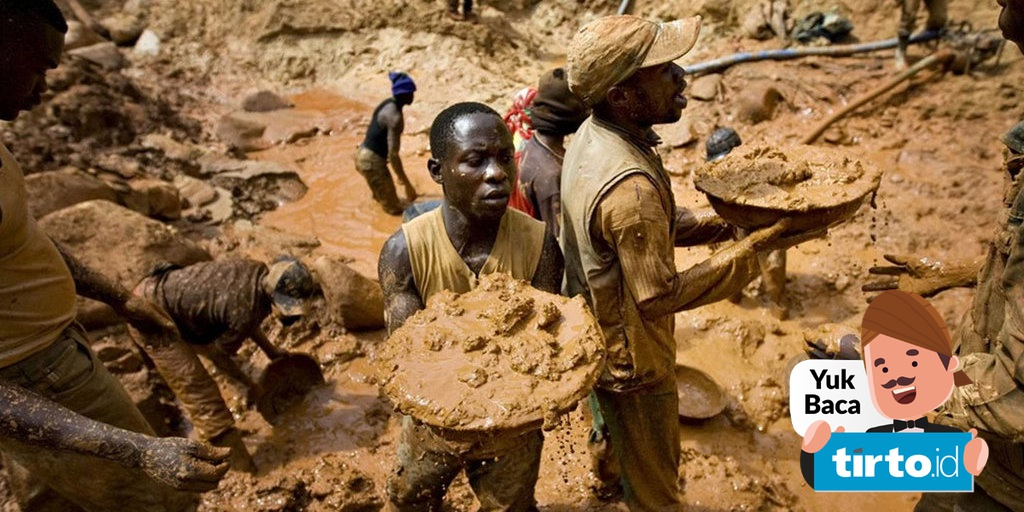 Kekayaan Sumber Daya Alam Kongo Berkah Atau Kutukan Tirto Id