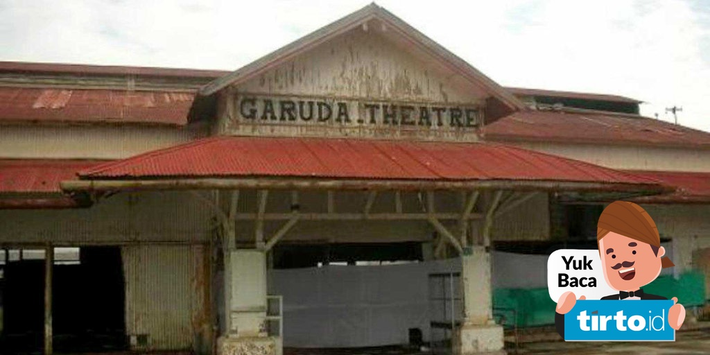 Aceh Tutup Bioskop Saudi Mengizinkannya