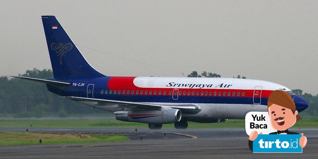 Era New Normal Sriwijaya Air Angkut Penumpang Domestik Per 1 Juli Tirto Id