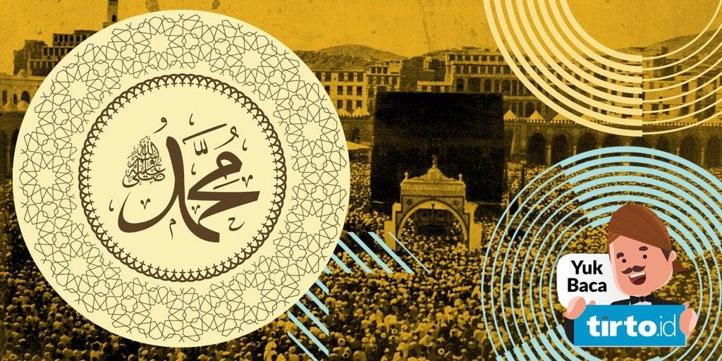 Maulid Nabi Muhammad Sejarah Tahun Gajah Serangan Gagal Abrahah