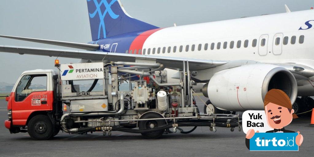 Avtur Jadi Biang Keladi Mahalnya Tiket Pesawat Tepatkah Tirto Id