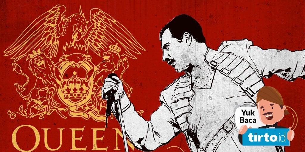 Hikayat Terakhir Freddie Mercury