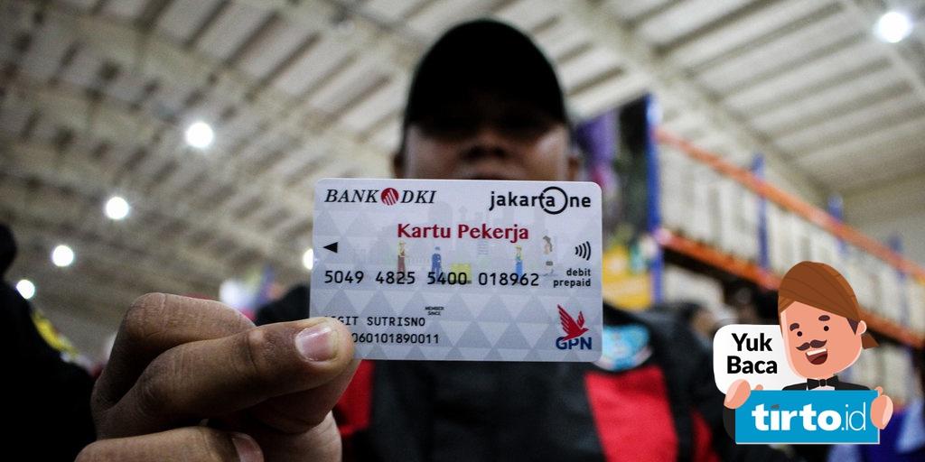 Alur Dan Cara Pendaftaran Kartu Pekerja Jakarta Atau Kpj Tirto Id