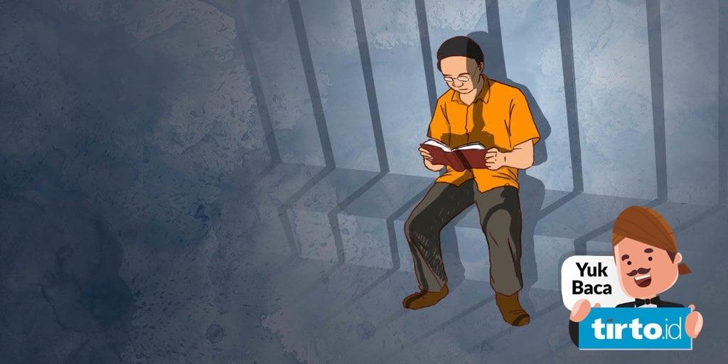 Buku-Buku yang Dibaca Para Tahanan: Dari Mandela hingga BTP - Tirto.ID