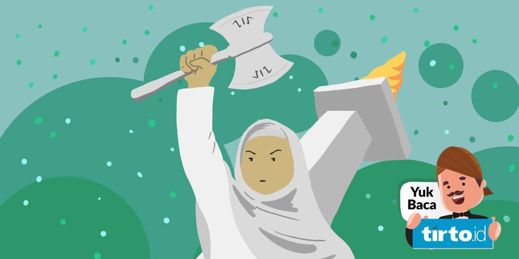 Emak Emak 212 Dan Jaringan Orde Baru Di Belakang Prabowo Sandiaga Tirto Id