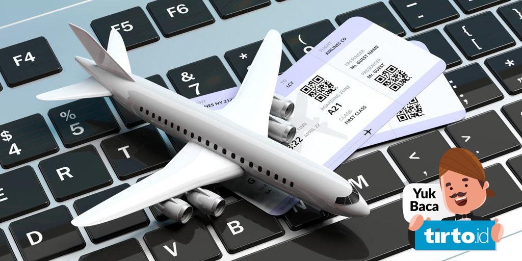 Tba Baru Ala Kemenhub Tak Cukup Untuk Turunkan Harga Tiket Pesawat Tirto Id