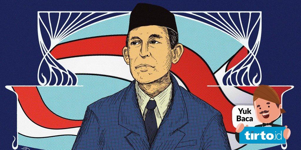 Husein Mutahar Penyelamat Bendera Pusaka Tirto Id
