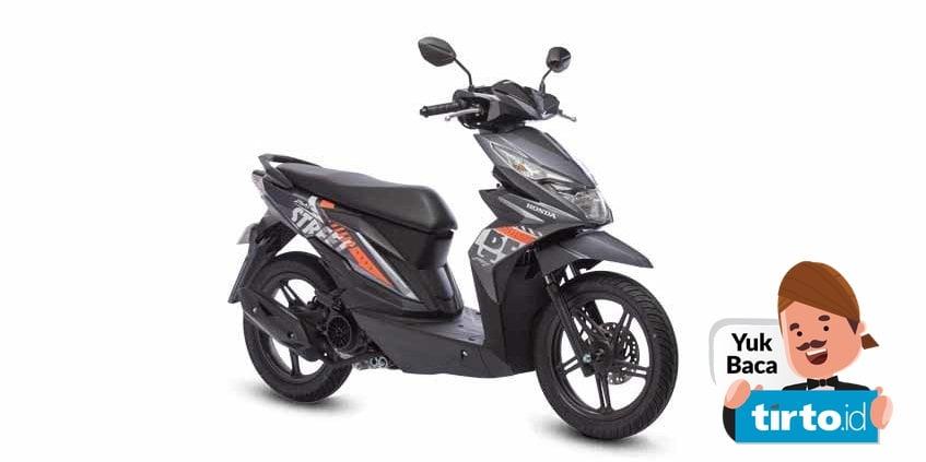 Harga Honda Beat Februari 2020 Dari Deluxe Hingga Street Tirto Id