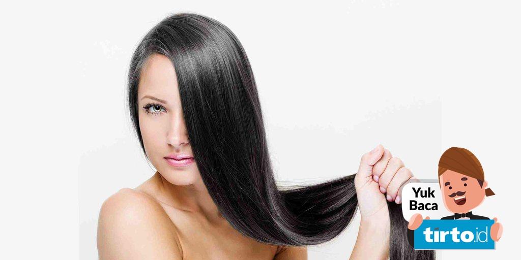 5 Cara Alami Agar Rambut Tetap Sehat Dan Cepat Panjang Tirto Id