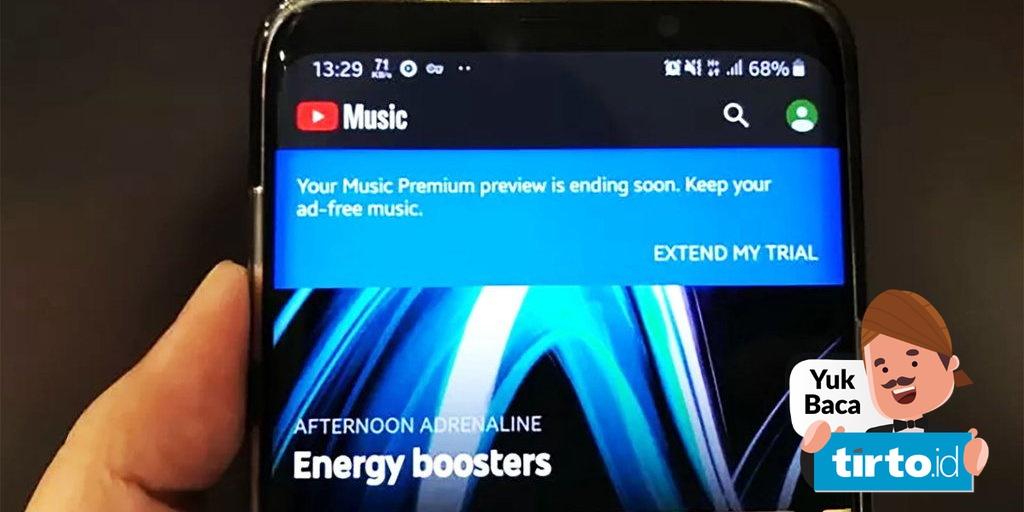 Keunggulan Youtube Music Dibanding Aplikasi Streaming Lagu Lain Tirto Id