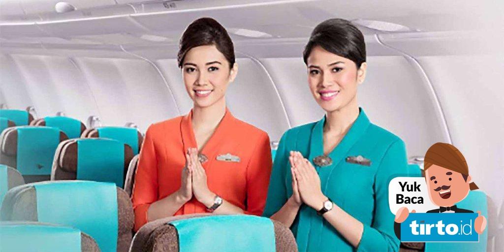 Garuda Klaim Harga Tiket Pesawat Turun 30 40 Persen Selama Nataru Tirto Id